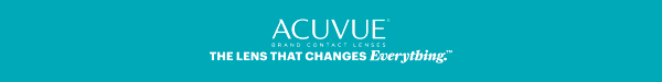 Acuvue - The Lens that changes everything